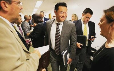 Assemblyman Phillip Chen Endorses Nathan Hochman for Attorney General